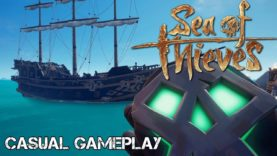 A Titan at a Skull Fort – Sea of Thieves (20) – 1080p 60fps