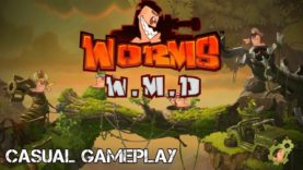 Bigger Map, Bigger Laughs! – Worms WMD – 1080p 60fps