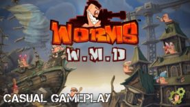 Boxed in With Infinite Ammo – Worms WMD – 1080p 60fps