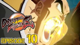 Casual Playthrough Episode 10 | Dragon Ball Fighter Z | 1080p 60fps