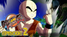 Casual Playthrough Episode 2 | Dragon Ball Fighter Z | 1080p 60fps