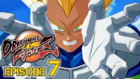 Casual Playthrough Episode 7 | Dragon Ball Fighter Z | 1080p 60fps