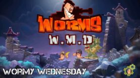 Cavernous Chaos – Worms WMD – 1080p 60fps