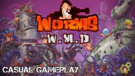 Chowder Debuts! – Worms WMD – 1080p 60fps