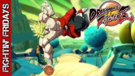 Dunkmaster Broly – Fightin' Fridays – Dragon Ball FighterZ – 1080p 60fps
