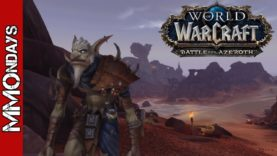 First Look at Vol'dun – World of Warcraft Battle for Azeroth Beta – 1080p 60fps