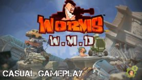 Full Wormage! – Worms WMD – 1080p 60fps