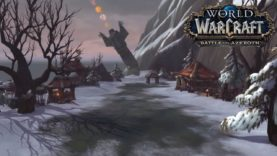 Our First Look at Kul Tiras, Drustvar! – WoW: Battle for Azeroth Closed Beta