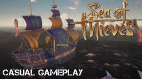 Pirate Legend VS Kraken – Sea of Thieves (23) – 1080p 60fps