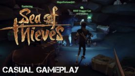 Shanty! – Sea Of Thieves – Gameplay (14) – 1080p 60fps