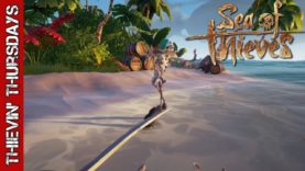The Least Intimidating Pirate in History – Sea of Thieves (31) – 1080p 60fps
