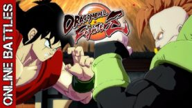 Warming up for Patch Day – Dragon Ball FighterZ – 1080p 60fps