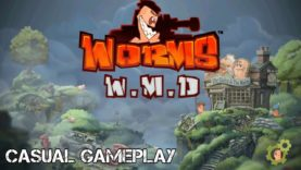Water Way to Go! – Worms WMD – 1080p 60fps