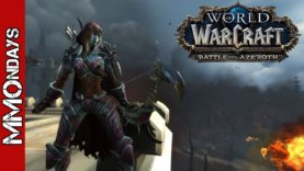 World of Warcraft Battle for Azeroth Beta – Horde Retribution Paladin POV – 1080p 60fps